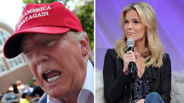 The Donald insulted Megyn Kelly on Twitter again and she still doesn't want to date him.