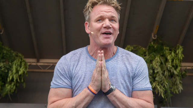 45 times Gordon Ramsay roasted people's cooking into ashes.