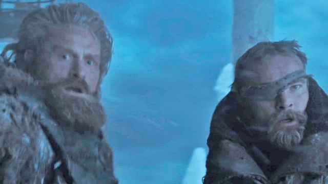 Fans think they know what happened to Tormund and Beric at the end of 'Game of Thrones.'