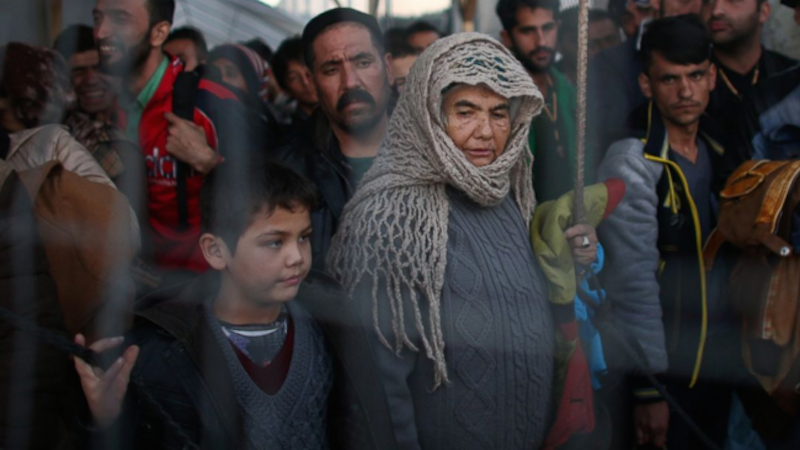 GOP governors to Syria's huddled masses yearning to breathe free: nope.