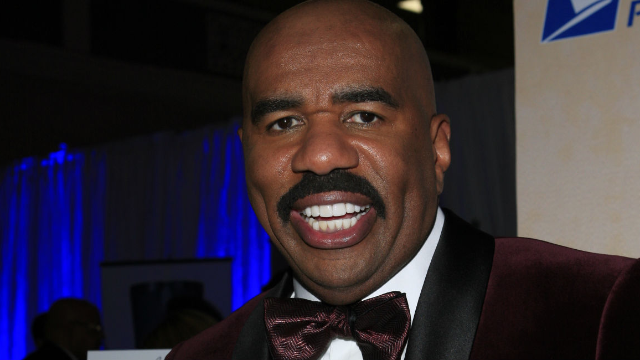 This guy's grandma had an extreme reaction to a Steve Harvey GIF. We mean EXTREME.