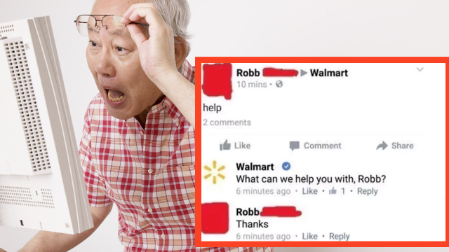27 posts from grandparents that belong in the Facebook hall of fame.