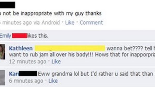 Grandparents embarrassing their families on social media is the best way to celebrate Grandparents Day.