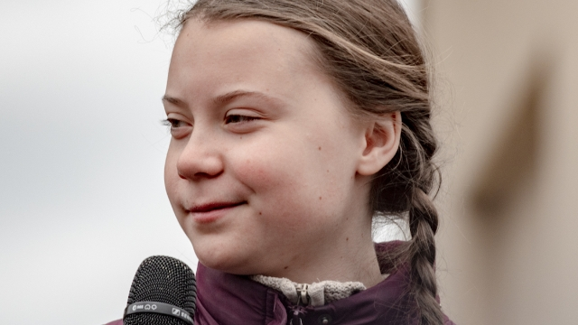Greta Thurnberg changes Twitter bio after actress was mocked for not knowing her name.