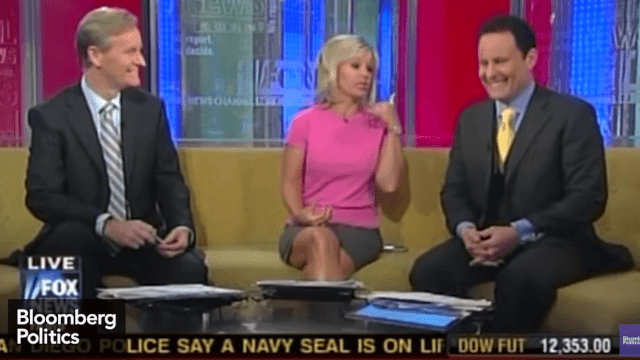 Shudder as you watch all the times Gretchen Carlson got sexist treatment on 'Fox & Friends.'