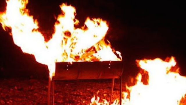Have fun at your Labor Day barbecue and try to avoid repeating these fiery disasters.