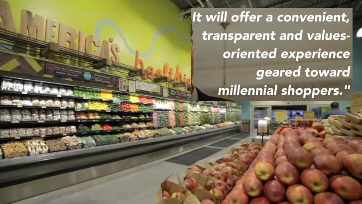 """Grocery store for millennials"" is my least favorite concept on the Internet today."