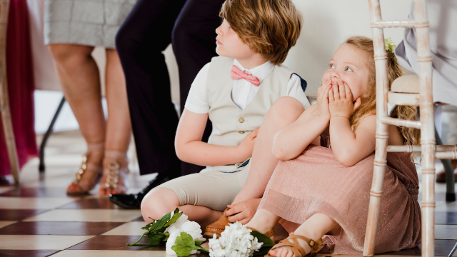 Groom threatens to have sister-in-law ejected by security if she brings kids to his kids-free wedding.