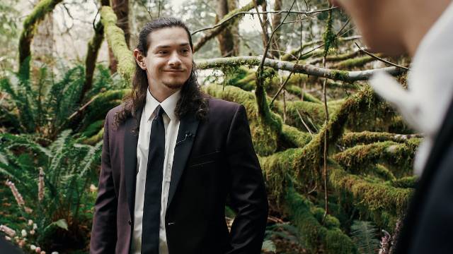 Groomsman ditches wedding after groom demands he cut his long hair