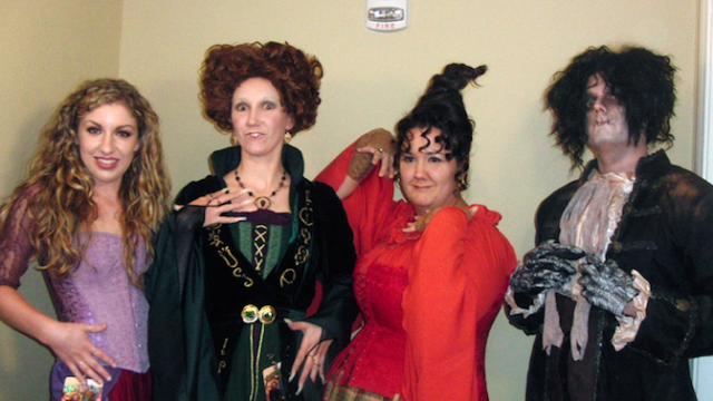 14 group halloween costumes that will make you wish you had more friends