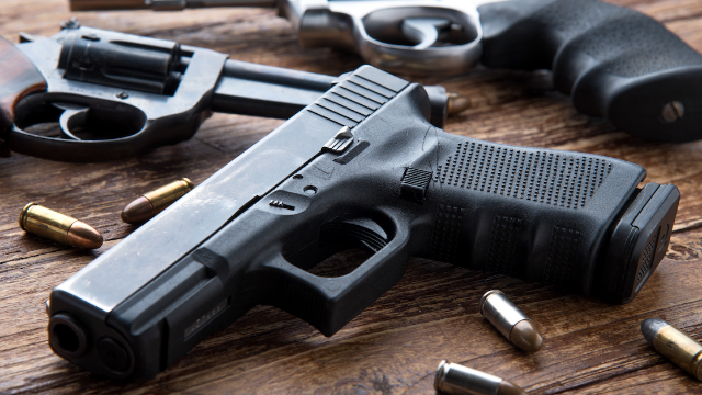 People responded to pro-gun person claiming gun control is against the constitution.