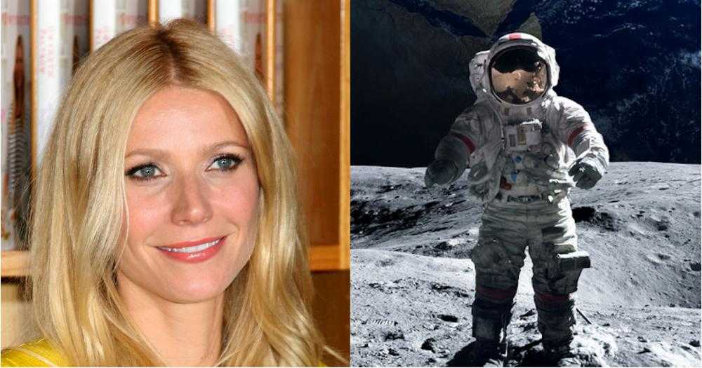 Gwyneth Paltrow wants you to buy $120 magic astronaut stickers. NASA is not impressed.