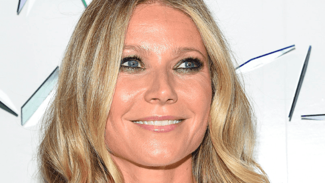 Gwyneth Paltrow's makeup-free selfie has us wondering why she ever wore makeup in the first place.