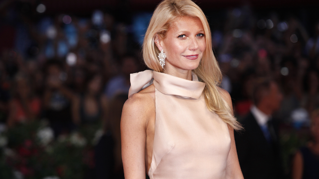 Gwyneth Paltrow quotes are being paired with stills from the 'Sopranos' to create internet gold.