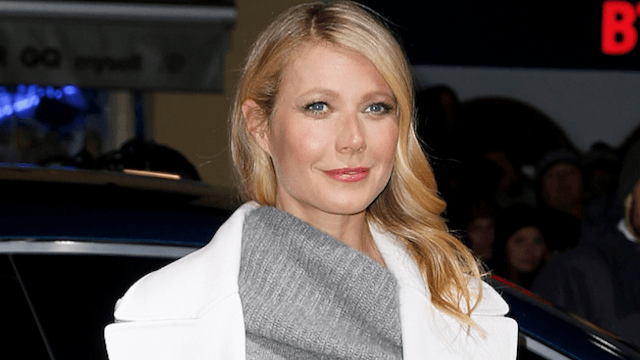 Gwyneth Paltrow thinks you should put a rock in your hooha.