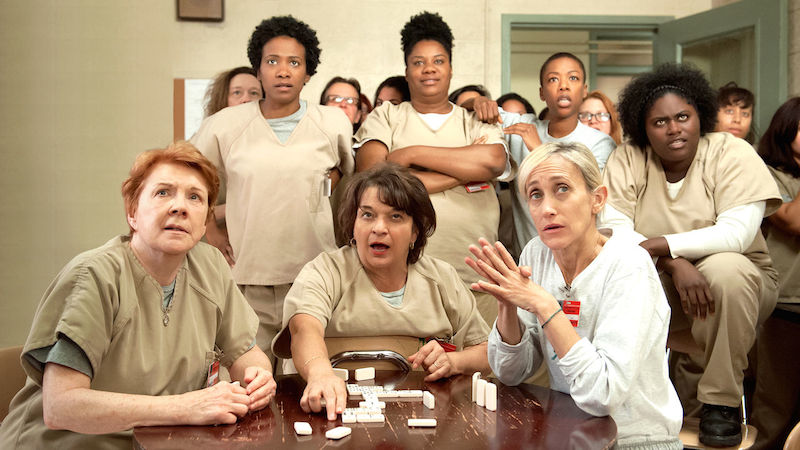 Hackers leak new season of 'Orange is the New Black' after Netflix fails to pay ransom.