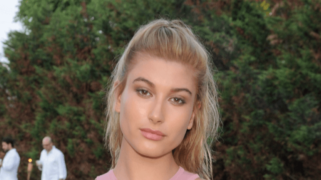 Model Hailey Baldwin says it's hard to date Justin Bieber and not just because he's Justin Bieber.