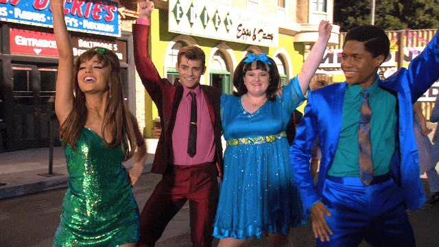 16 'Hairspray' reaction GIFs to use during NBC's live spectacular.