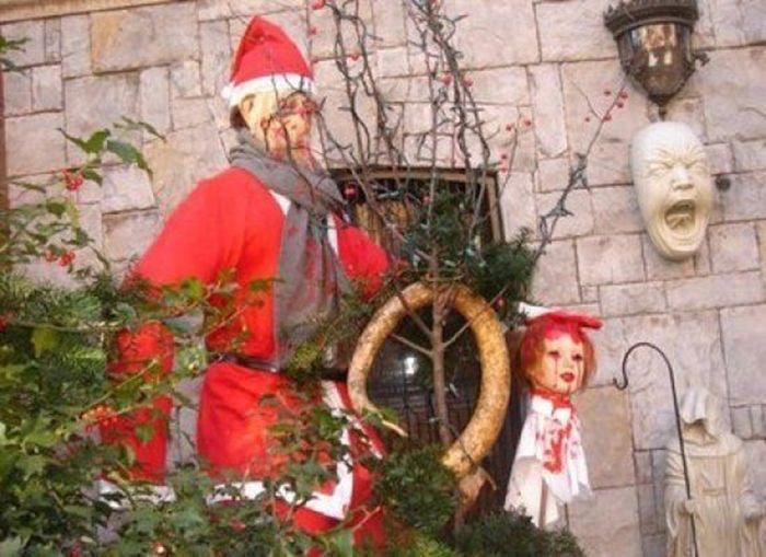 Pics Of Christmas Stuff 16 joyfully inappropriate christmas decorations. | someecards holidays
