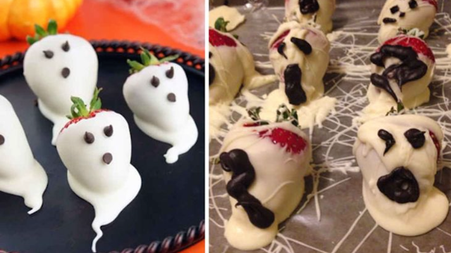 15 Halloween Pinterest treats that went scarily wrong.