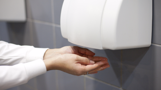 Woman's viral post about electric hand dryers may scare you back to paper towels.