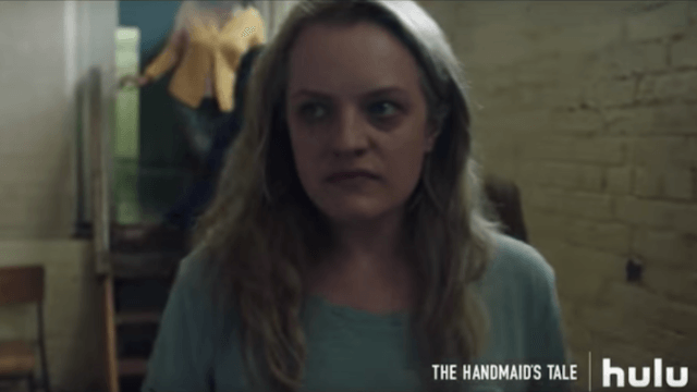 The trailer for Hulu's 'The Handmaid's Tale' is here and it's almost too relevant to 2017.