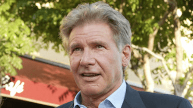 We finally have video of Harrison Ford's near-miss plane landing. It's bad.