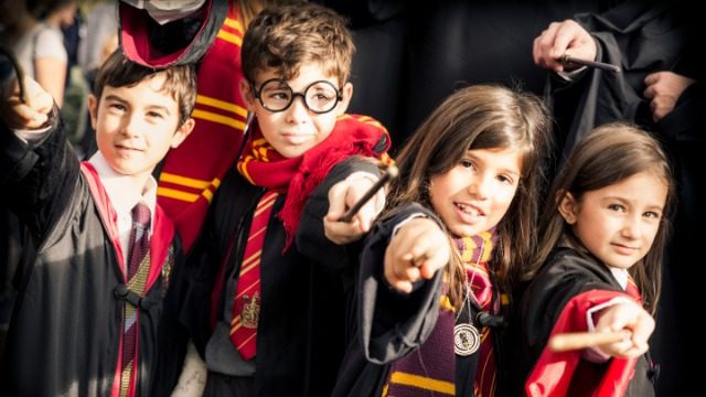 A tweet about 'Harry Potter' characters' names started a debate on cultural stereotypes.