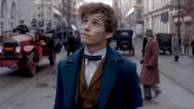 Even the 'Fantastic Beasts' cast can't believe how many movies they're going to make.