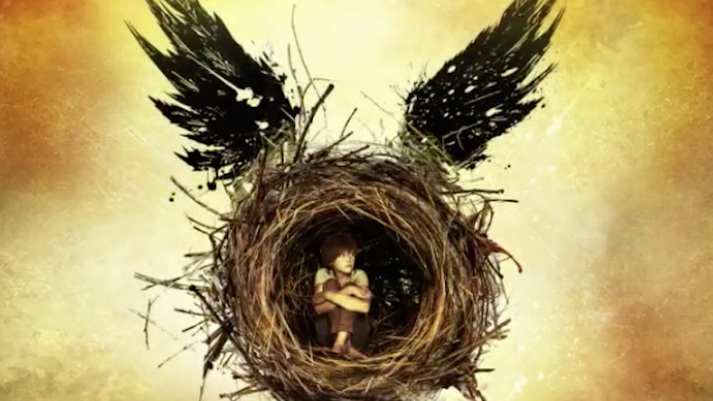 Finally, there's an answer to what J.K. Rowling's new play 'Harry Potter and the Cursed Child' is about.