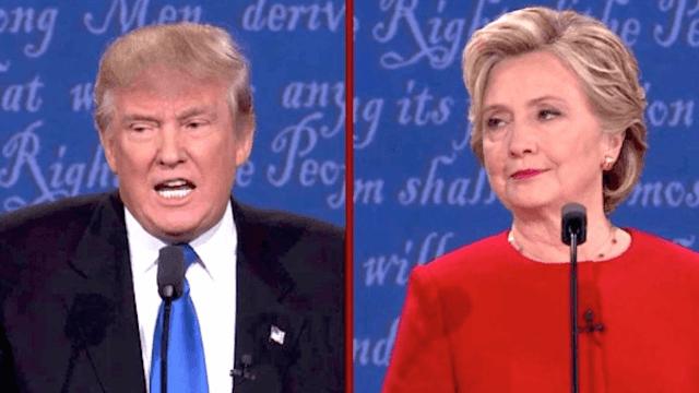 Clinton and Trump aides had a shouting match at Harvard.