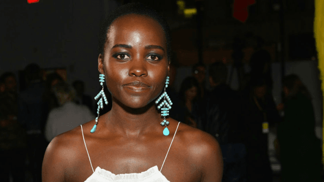 Harvey Weinstein denies Lupita Nyong'o's allegations of sexual harrassment.