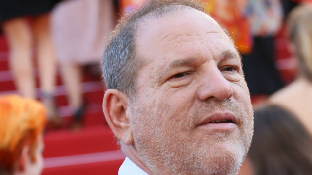 Harvey Weinstein threatens suicide and the police get involved.
