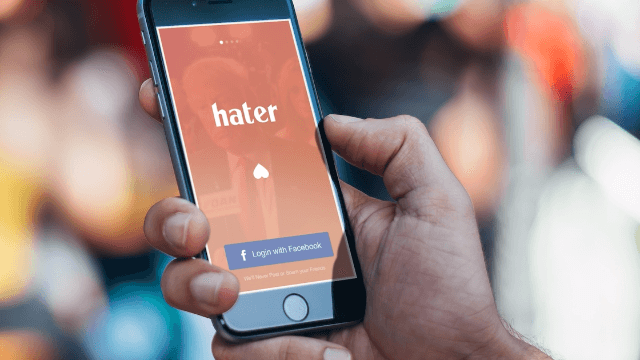 Finally, a dating app that matches people who hate the same things.