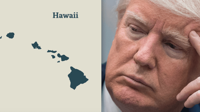 Hawaiian judge just halted Trump's second Muslim ban. Here's what people are saying.