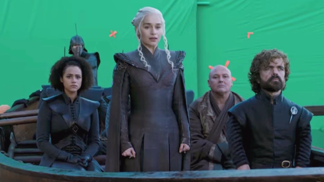 HBO released a behind-the-scenes 'GoT' series to fill the dragon-sized hole in your heart.