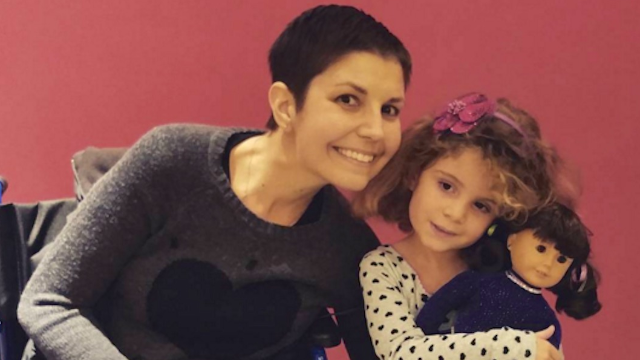Mom who died of cancer leaves beautiful, wise, and hilariously foul-mouthed letter to her family.