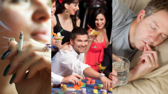 Here are some new bad habits to break your old bad habits with.