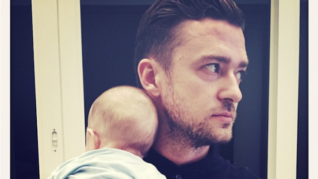 Here's how celebrities celebrated Father's Day on Instagram yesterday.