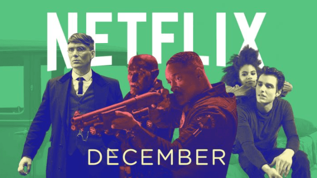 Here's everything leaving & coming to your ex's Netflix account this December.