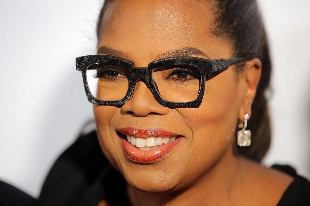 Here's how future President Oprah shut down a troll on Instagram.