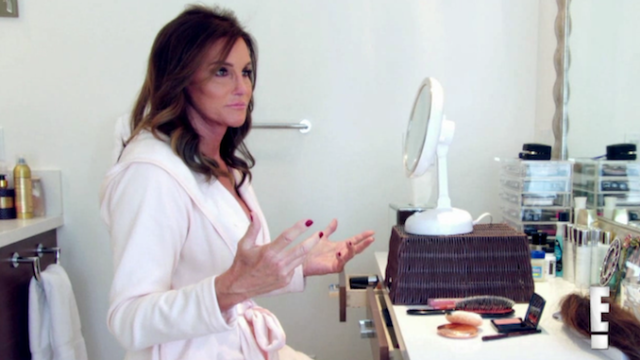 Here's the first promo for Caitlyn Jenner's new docu-series, because obviously she's too good for a reality show.