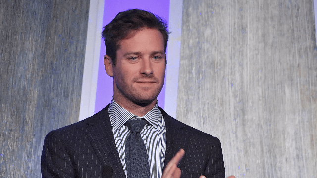 Here's why Armie Hammer decided in a rage to quit Twitter.