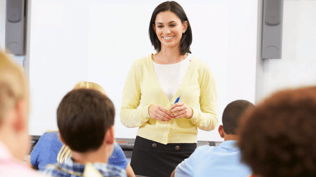 Teacher gives students a big assignment right before standardized testing: chill the bleep  out.
