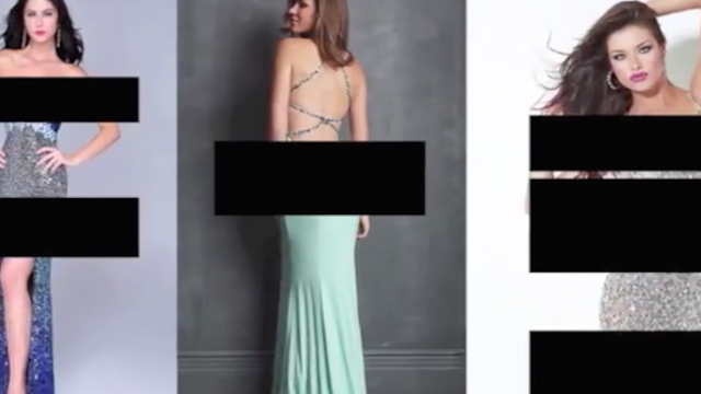High school makes cringeworthy video to show female students what dresses are 'prom 'propriate.'