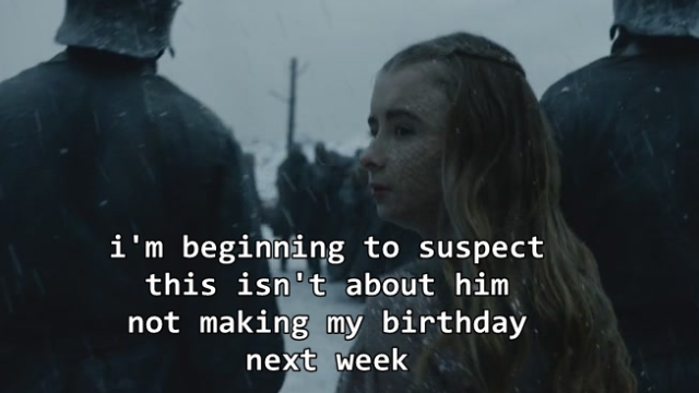 Hilarious recap of this week's 'Game of Thrones' has much better ending for THAT scene.
