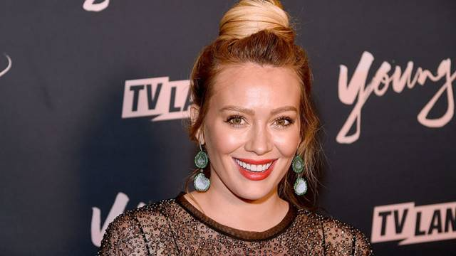 Hilary Duff shares how her body's changed from pregnancy