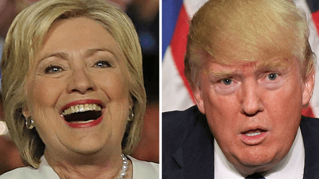 Hillary Clinton spills some 'covfefe' to burn Donald Trump on Twitter.