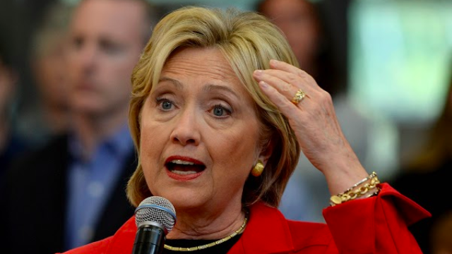 Hillary Clinton definitely, absolutely, positively is not running for office again.