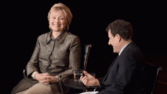 Important: Hillary Clinton has revealed her favorite meme.